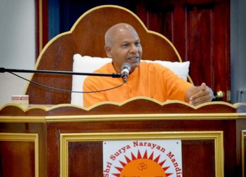 Swami Aksharananda_Lecture