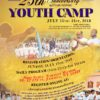 25th Anniversary Youth Camp (7/15 – 7/21)