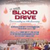 7th Annual Blood Drive (5/13)