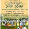 Family Fun Day (7/20)